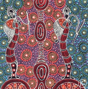 dreamtime_sisters by Colleen Wallace Numgari